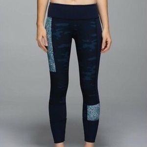 Rare Special Edition Lululemon Wunder Under Pant